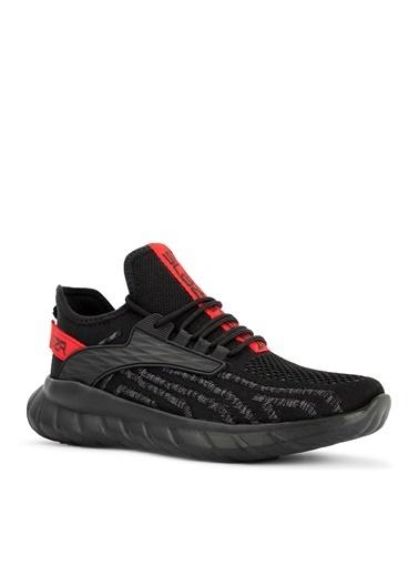 Slazenger Slazenger ZIA Sneaker Erkek Ayakkabı K. Siyah